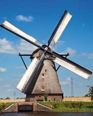 Wenn der Wind der Veränderung weht, bauen wir Windmühlen.